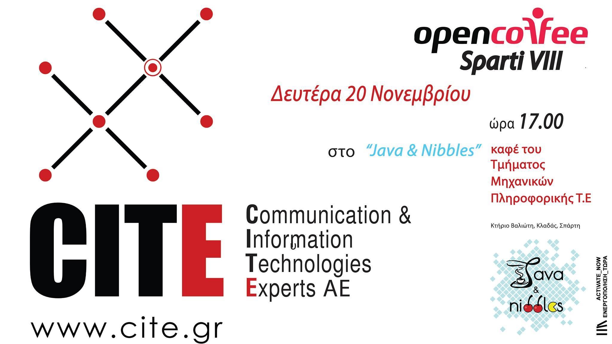 OpenCoffeeVIII_Sparti